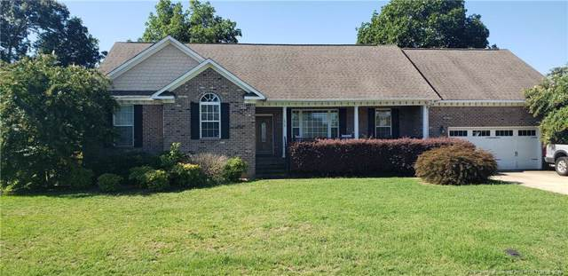 1838 Rockrose Drive, Fayetteville, NC 28312 (MLS #616704) :: Weichert Realtors, On-Site Associates