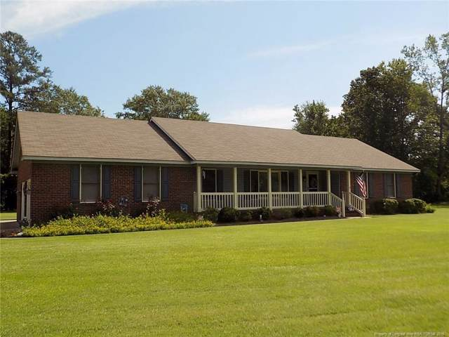 5432 Kentucky Lane, Hope Mills, NC 28348 (MLS #616717) :: The Rockel Group