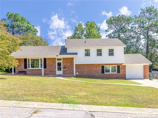 2407 Colgate Drive, Fayetteville, NC 28304 (MLS #616742) :: Weichert Realtors, On-Site Associates