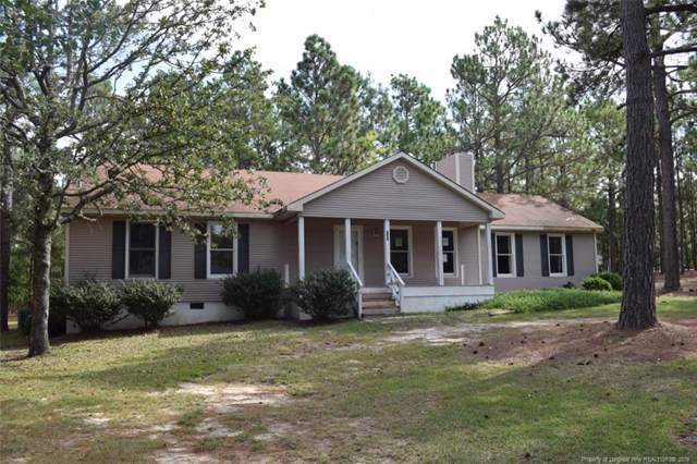 102 Pinesage Drive, West End, NC 27376 (MLS #617865) :: Weichert Realtors, On-Site Associates