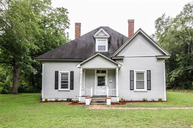 411 West 5th Avenue, Raeford, NC 28376 (MLS #617875) :: Weichert Realtors, On-Site Associates
