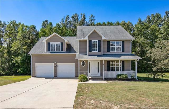 35 Durham Court, Spring Lake, NC 28390 (MLS #617936) :: Weichert Realtors, On-Site Associates