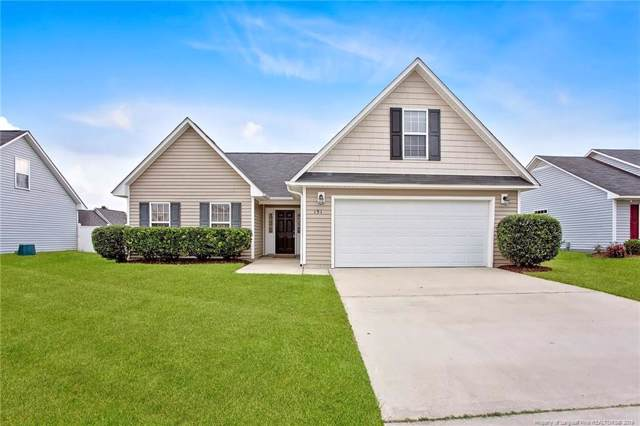 151 Huntington Drive, Raeford, NC 28376 (MLS #617958) :: The Rockel Group