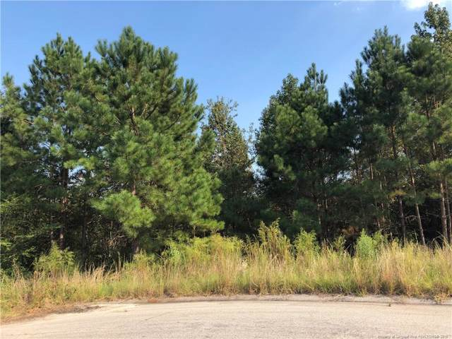 121 Ithica Lane, Bunnlevel, NC 28323 (MLS #617964) :: Moving Forward Real Estate