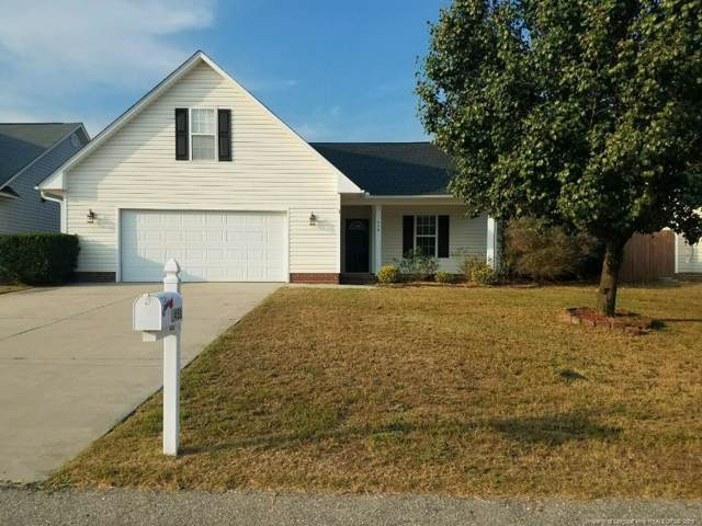 1458 Oldstead Drive, Fayetteville, NC 28306 (MLS #617971) :: The Rockel Group