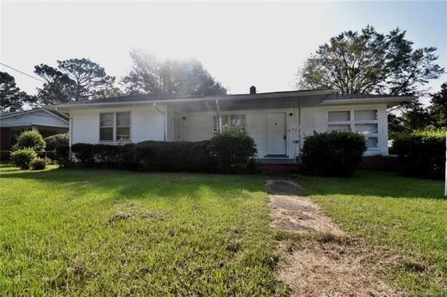 523 Spaulding Street, Fayetteville, NC 28301 (MLS #617984) :: Weichert Realtors, On-Site Associates