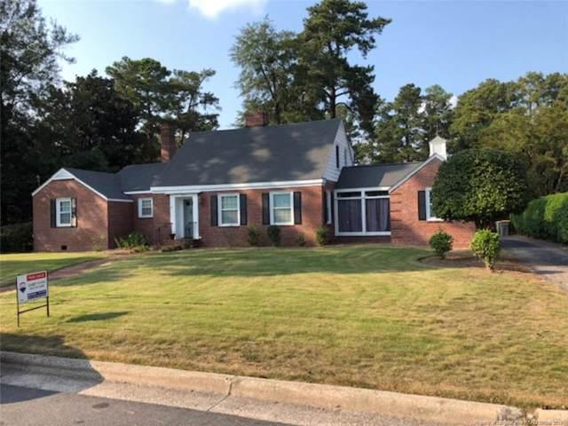 205 E 20th Street E, Lumberton, NC 28358 (MLS #618011) :: The Rockel Group