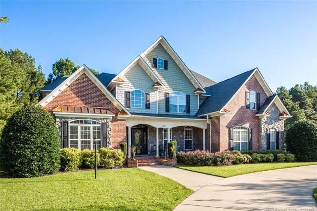 1204 Wild Pine Drive, Fayetteville, NC 28312 (MLS #618064) :: The Rockel Group