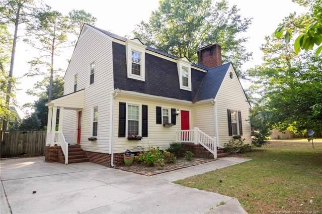 1709 Buck Creek Court, Fayetteville, NC 28304 (MLS #618089) :: Weichert Realtors, On-Site Associates