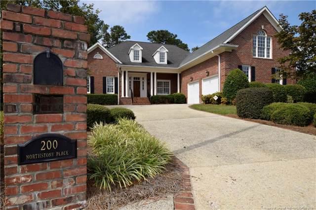 200 Northstone Place, Fayetteville, NC 28303 (MLS #618125) :: Weichert Realtors, On-Site Associates