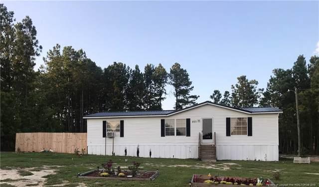 820 Cypress Church Road, Cameron, NC 28326 (MLS #618131) :: The Rockel Group