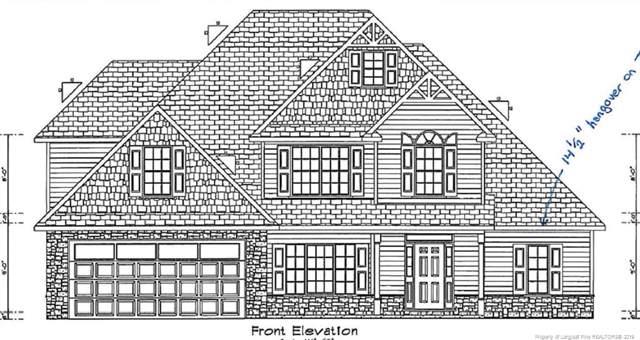 170 Huntley (Lot 186) Court, Raeford, NC 28376 (MLS #618168) :: Weichert Realtors, On-Site Associates