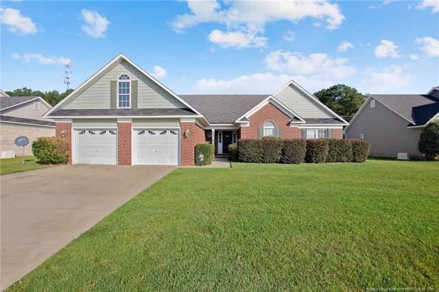 8205 Frenchorn Lane, Fayetteville, NC 28314 (MLS #618186) :: The Rockel Group