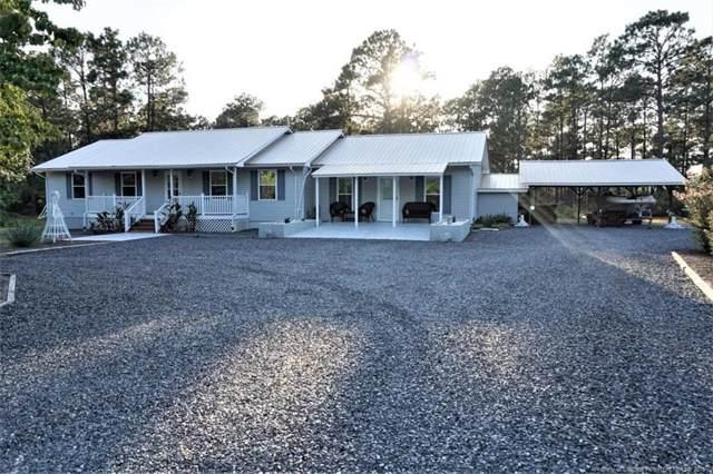 711 Tee Jay Farm Road, Aberdeen, NC 28315 (MLS #618202) :: The Rockel Group