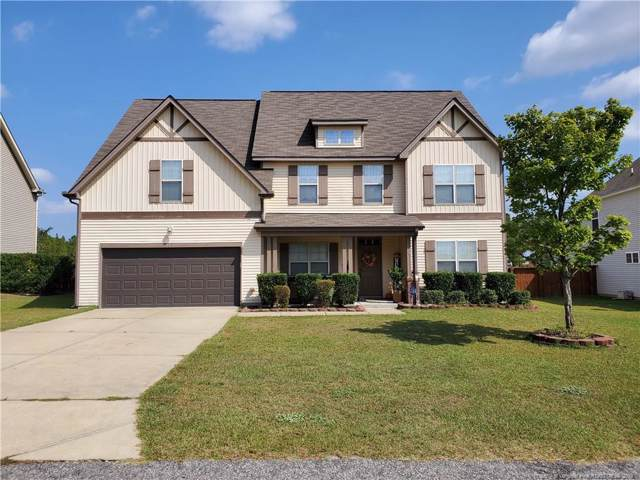 24 Turnbridge Way W, Spring Lake, NC 28390 (MLS #618207) :: Weichert Realtors, On-Site Associates