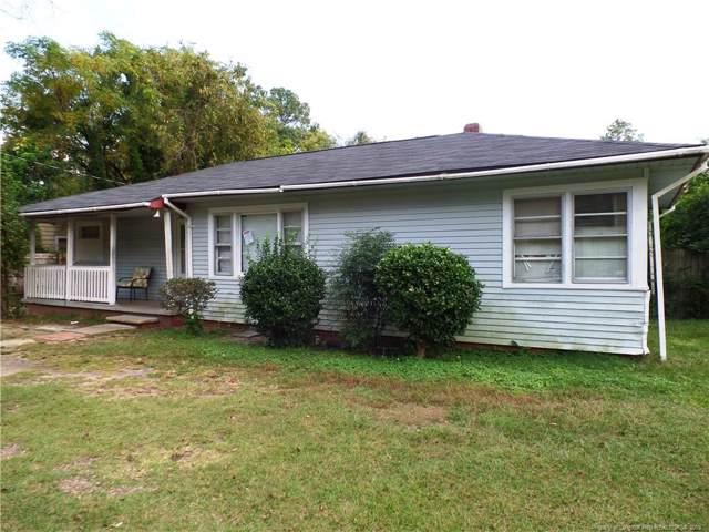 5209 Catalpa Road, Fayetteville, NC 28304 (MLS #618210) :: The Rockel Group