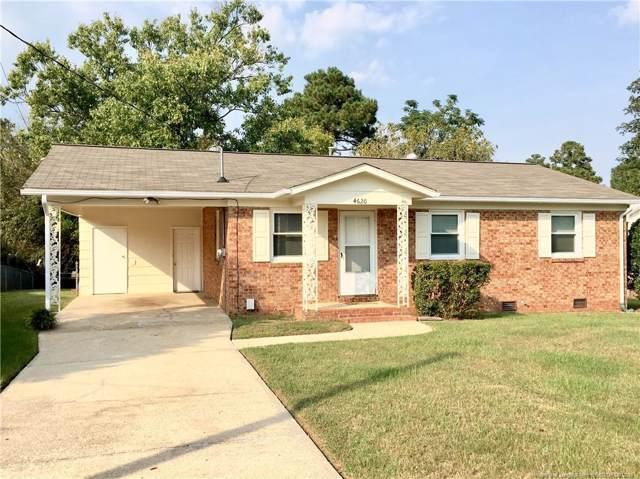 4620 Ramblewood Drive, Fayetteville, NC 28304 (MLS #618232) :: Weichert Realtors, On-Site Associates