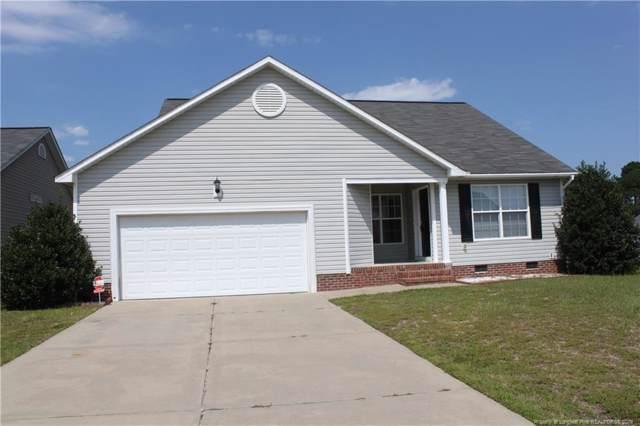 1448 Avoncroft Drive, Fayetteville, NC 28306 (MLS #618274) :: Weichert Realtors, On-Site Associates