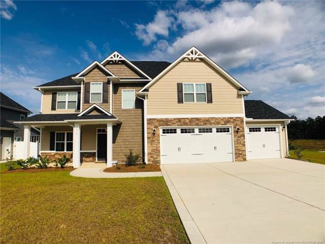 3017 Mccandless Court, Fayetteville, NC 28304 (MLS #618278) :: The Rockel Group