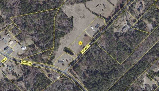 Hoover Road, White Oak, NC 28399 (MLS #618283) :: The Rockel Group