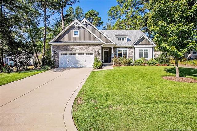 308 Pinecrest Drive, Fayetteville, NC 28305 (MLS #618285) :: The Rockel Group
