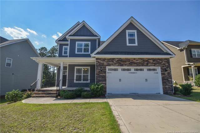 95 Valley Brook Lane, Spring Lake, NC 28390 (MLS #618356) :: Weichert Realtors, On-Site Associates