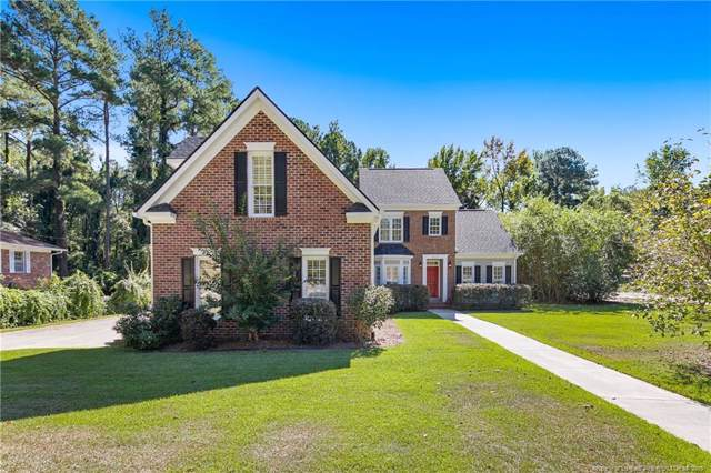 2519 S Edgewater Drive, Fayetteville, NC 28303 (MLS #618382) :: Weichert Realtors, On-Site Associates