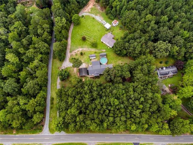 1164 Post Office Road, Sanford, NC 27330 (MLS #618383) :: Weichert Realtors, On-Site Associates