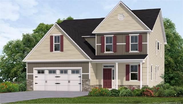 501 Angel Oak (Lot 288) Drive, Bunnlevel, NC 28323 (MLS #618398) :: The Rockel Group
