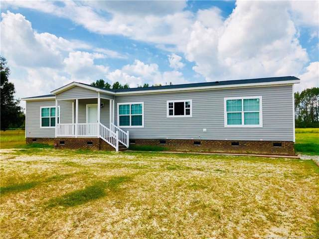 7749 N Chicken Road Road, Lumberton, NC 28360 (MLS #618411) :: The Rockel Group