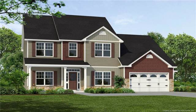 511 Angel Oak (Lot 287) Drive, Bunnlevel, NC 28323 (MLS #618423) :: The Rockel Group