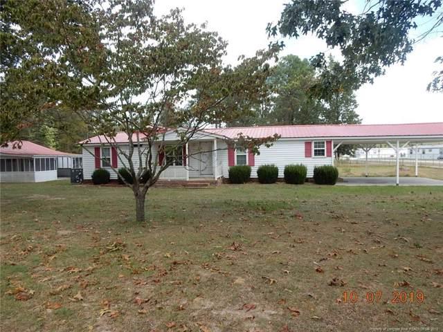 176 W Parkton Tobermory Road, Parkton, NC 28371 (MLS #618434) :: The Rockel Group