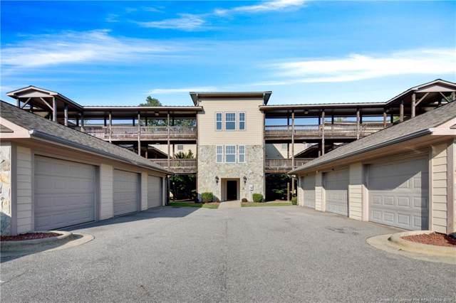 1611 Bluffside Drive #302, Fayetteville, NC 28312 (MLS #618463) :: The Rockel Group