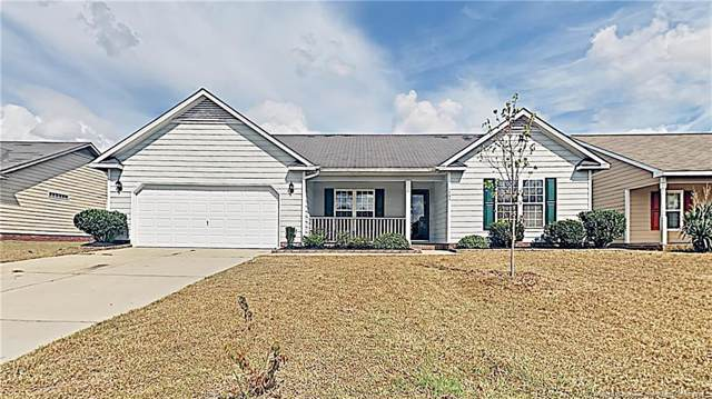 1434 Oldstead Drive, Fayetteville, NC 28306 (MLS #618471) :: The Rockel Group