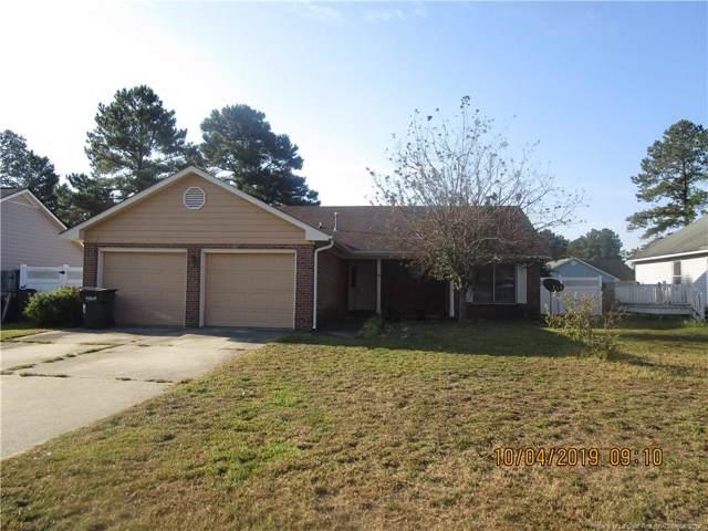 5009 Tangerine Drive, Fayetteville, NC 28304 (MLS #618472) :: Weichert Realtors, On-Site Associates