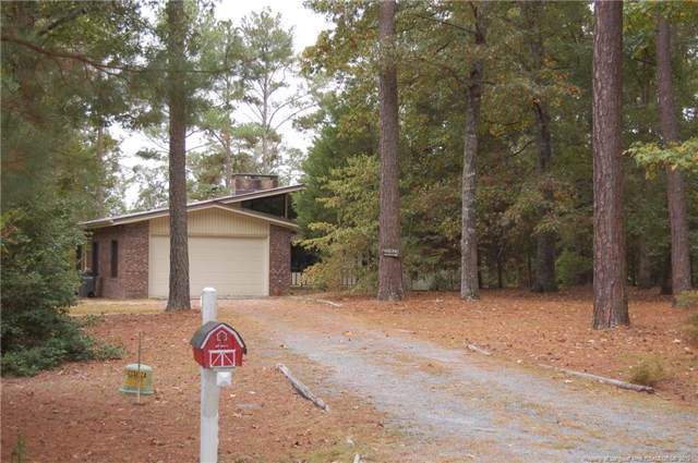 610 Loblolly Drive, Vass, NC 28394 (MLS #618492) :: The Rockel Group