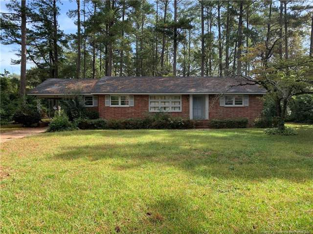 318 N Fulton Street, Raeford, NC 28376 (MLS #618496) :: Weichert Realtors, On-Site Associates