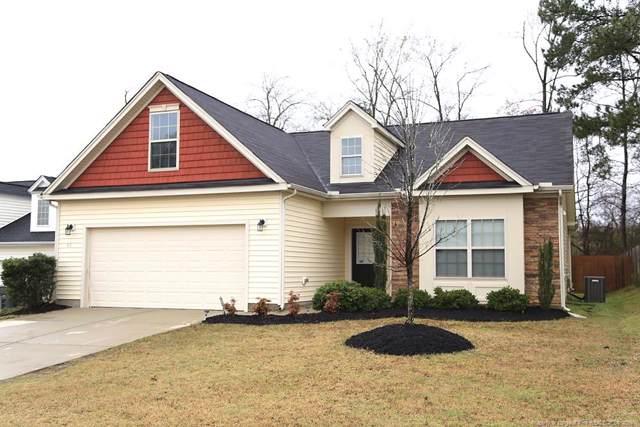 48 Dexter Ridge Drive, Angier, NC 27501 (MLS #618497) :: Weichert Realtors, On-Site Associates