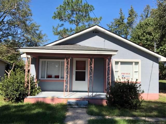 2906 Hedge Drive, Lumberton, NC 28358 (MLS #618504) :: The Rockel Group