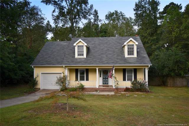 2294 Lakewell Circle, Fayetteville, NC 28306 (MLS #618520) :: The Rockel Group
