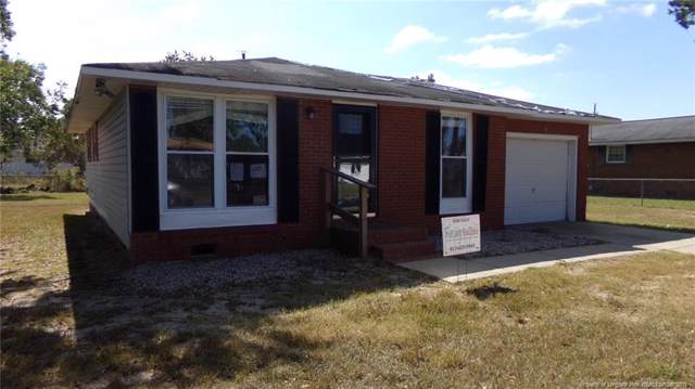 2712 Edwards Avenue, Spring Lake, NC 28390 (MLS #618541) :: The Rockel Group