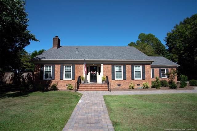 404 W 34th Street, Lumberton, NC 28358 (MLS #618542) :: Weichert Realtors, On-Site Associates