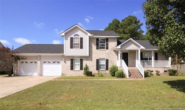 103 Hollow Lane, Raeford, NC 28376 (MLS #618558) :: Weichert Realtors, On-Site Associates