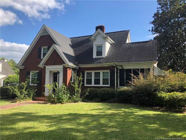 302 E 19th Street, Lumberton, NC 28358 (MLS #618587) :: The Rockel Group