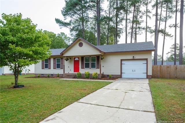 925 Winterberry Drive, Fayetteville, NC 28314 (MLS #618612) :: Weichert Realtors, On-Site Associates