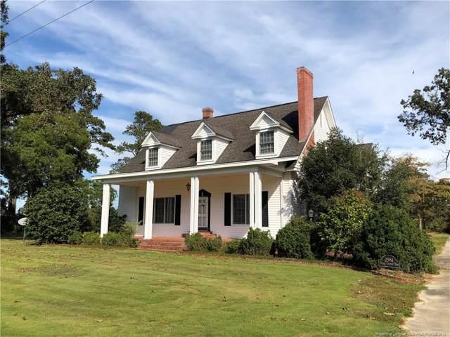 2961 Olivet Church Road, Fairmont, NC 28340 (MLS #618613) :: The Rockel Group