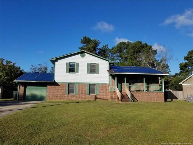 6615 Burgenfield Drive, Fayetteville, NC 28314 (MLS #618614) :: Weichert Realtors, On-Site Associates
