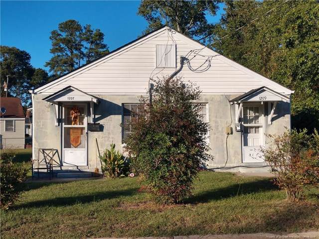 1207 Patton Street, Lumberton, NC 28358 (MLS #618615) :: The Rockel Group