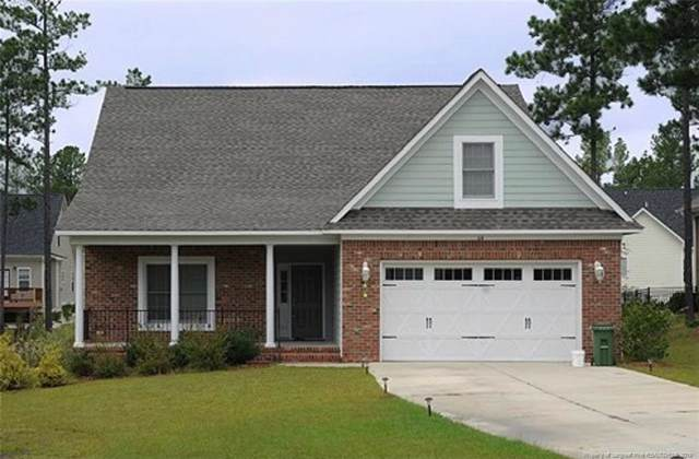 64 Blue Pine Drive, Spring Lake, NC 28390 (MLS #618650) :: Weichert Realtors, On-Site Associates