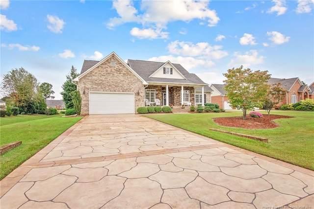 1506 Four Wood Drive, Fayetteville, NC 28312 (MLS #618652) :: Weichert Realtors, On-Site Associates